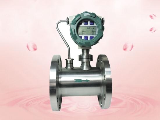 温压一体型气体涡轮流量计