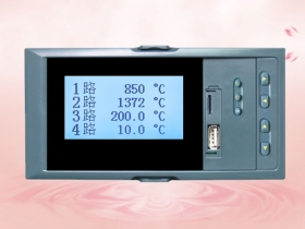 山东7000A系列横式液晶显示仪/无纸记录仪