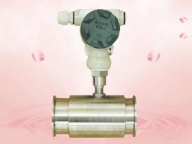 HX-LWGY和HX-LWGB卫生型涡轮流量计