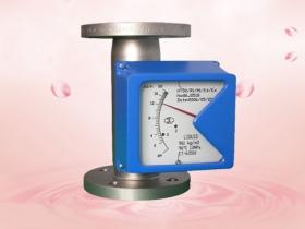 山东现场指示型金属管浮子流量计